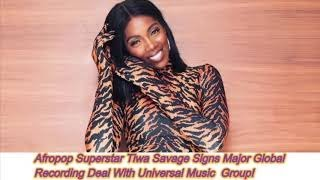 Tiwa Savage And The UMG Deal - Did She Sell out!!