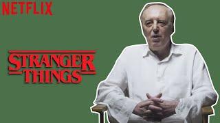 Stranger Things e l'horror anni '80 secondo Dario Argento   Netflix