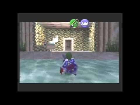 Ocarina Of Time - Steal The Fishing Rod... Easy