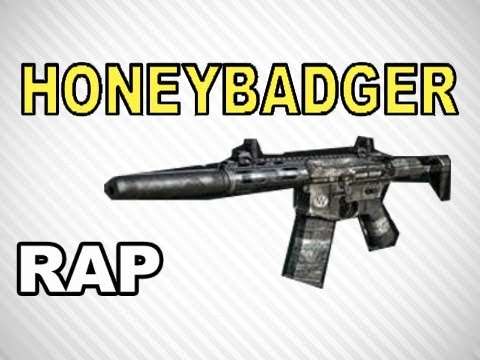 HONEY BADGER RAP SONG - CALL OF DUTY GHOSTS | #1