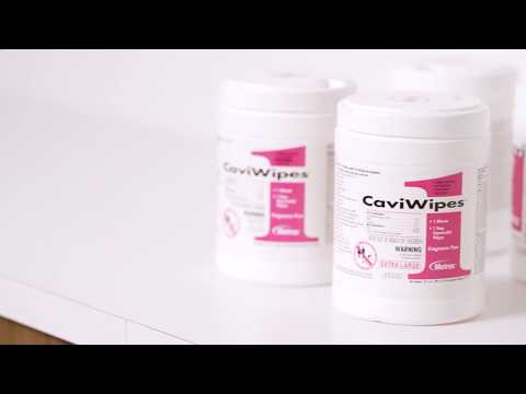 What Is CaviWipes1™?