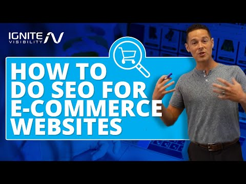 How To Do SEO For E-Commerce Websites (And Consistently Grow)