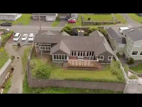 Exceptional Oceanfront Home in Lincoln City | Oregon coast real estate