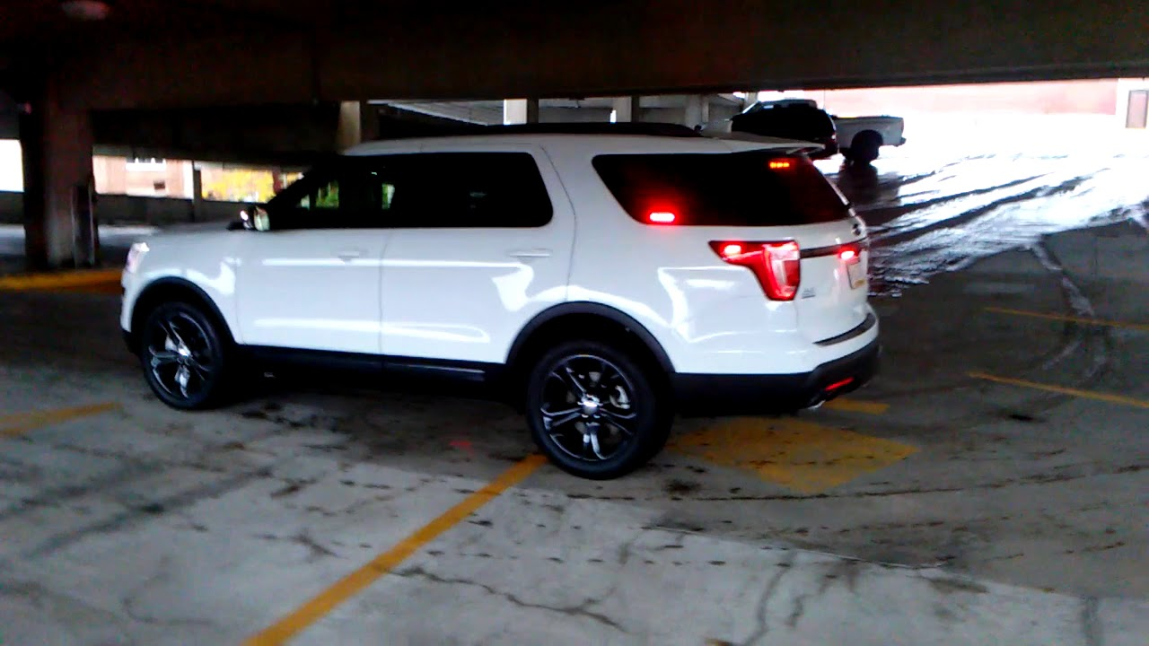 2018 Ford Explorer >> Feniex interior light bar installed on 2017 ford explorer - YouTube