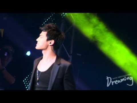 [full fancam] 101107 SHINee minho solo - If you leave @ Taiwan fan party