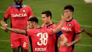 Sintesi amichevole Udinese Besiktas 2-0   02 Agosto 2019