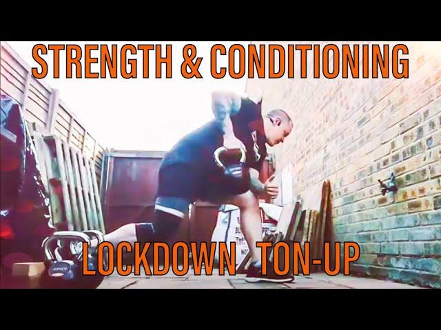 S&C - Lockdown Ton-Up
