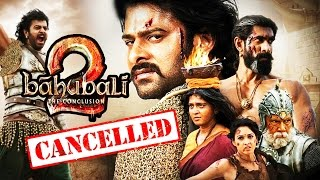 Baahubali 2 Morning Shows In Tamil Nadu CANCELLED - Know Why