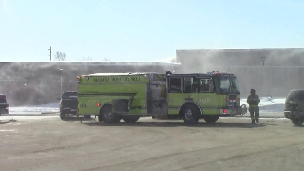 Fire at NCCS  2-15-20