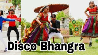 #Disco Bhangra  Amitabh Bachchan Dance by Sam choreographer