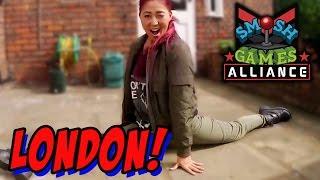 LUNCHTIME IN LONDON! (Bonus Vlog)