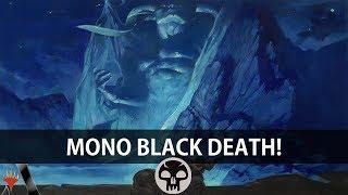 Mono Black Plague | Ravnica Allegiance Standard Deck Guide And Gameplay [MTG Arena] F2P