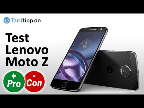 Lenovo Moto Z | Test deutsch