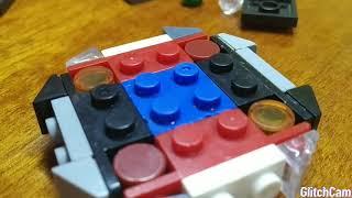 как сделать блейд из лего