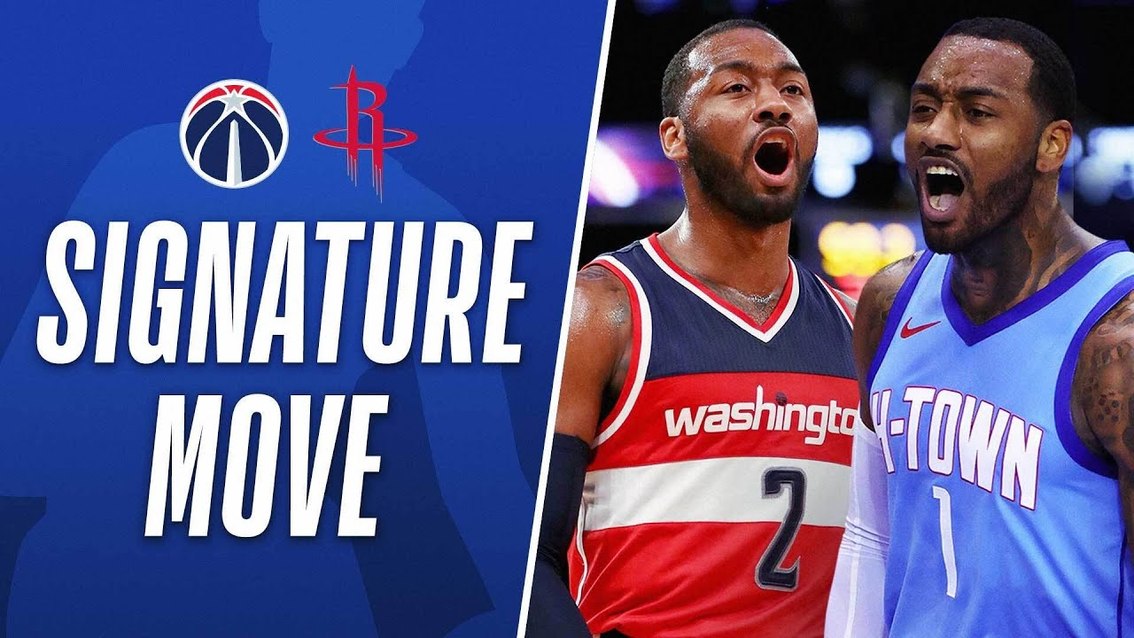 John Wall's Signature Behind-The-Back Move 😱