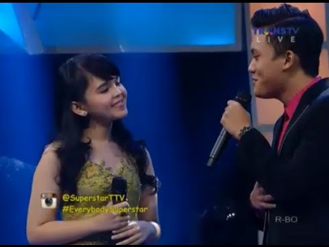 Rizky [Anak Sule] Feat Dhea - Hebat - Everybody Superstar Trans TV 24 Desember 2015