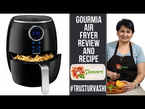 review-of-gourmia-air-fryer-at-costco-and-fennel-chicken-recipe