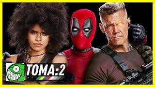 TOMA2: Deadpool 2 (2018) | ft. Gaby Meza