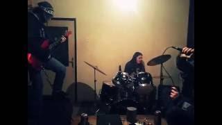 S.F.O.R. - Nirvana - Token Eastern Song(Born In A Junkyard) *Rehearsal*