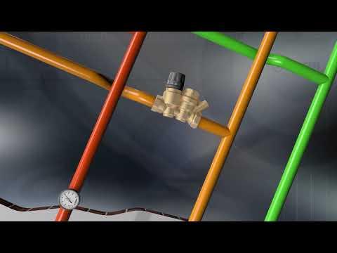 Multifunctionele Thermostatische Regelaar