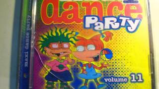 MAXI DANCE PARTY COMPILATION CD