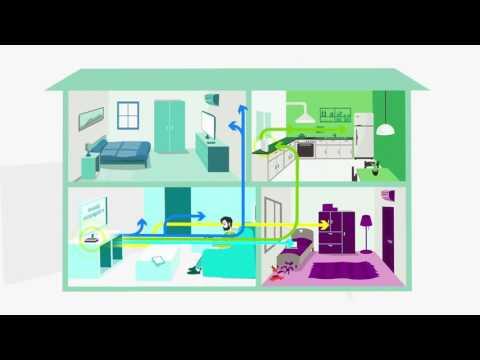 Movistar lanza 'BASE APP', el móvil en un mando a distancia de la gestión de la conectividad WI-FI
