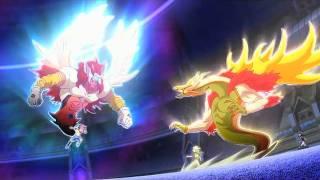 Inazuma Eleven GO the Movie: The Ultimate Bonds Gryphon - Trailer 2 / Teaser 2