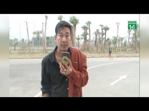 """""""Thánh chửi"""" Trần Đình Sang bị Công an vây bắt   VTC14"""