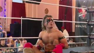 EVOLVE 134 WARHORSE VS The Filth King for Zero1USA Heavyweight Championship