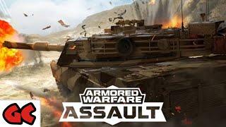 Schnelle Panzeraction mit Armored Warfare: Assault