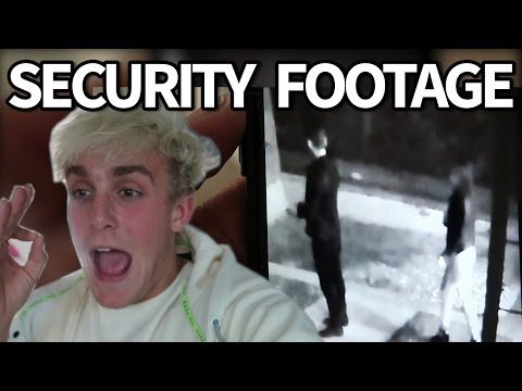 SOMEONE STOLE FROM US (security footage)