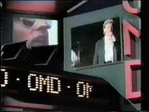 "OMD ""The Best Of OMD"" Advertisement"