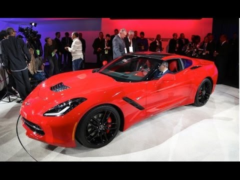 Extremely Fast Sports Car 2017 Corvette Stingray Review 455hp 0 60 3 8 Seconds Test Drive