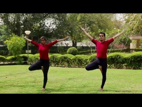 Common Yoga Protocol - International Day of Yoga 2016