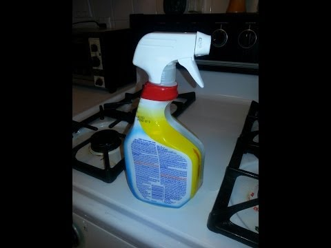 Proper way:  Clean and Disinfect Kitchen Counters