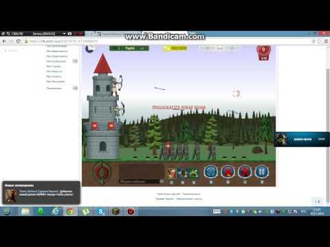 Защита башни в Майне (Minecraft tower defense) - #1 - island