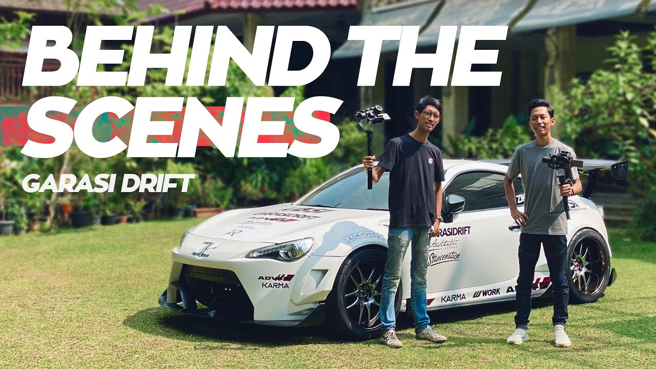 Alasan Upload Seminggu Sekali! | Behind The Scenes Garasi Drift