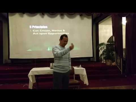 SEFT - Bagiamana Menggapai Keberuntungan - Bag 1 - Ust H. Ahmad Faiz Zainuddin, S.Psi, M.Sc