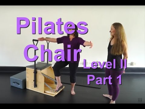 Upside-Down Pilates - Chair Level II Part 1 of 3