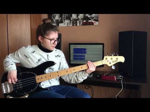 Must See Popular Videos | What's Good - Mac Miller - What's the Use? (Young Girl Amazing Bass Cover)
