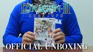 Official 7th Dragon III Code: VFD Unboxing