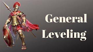 Evony The King's Return - General Leveling screenshot 4