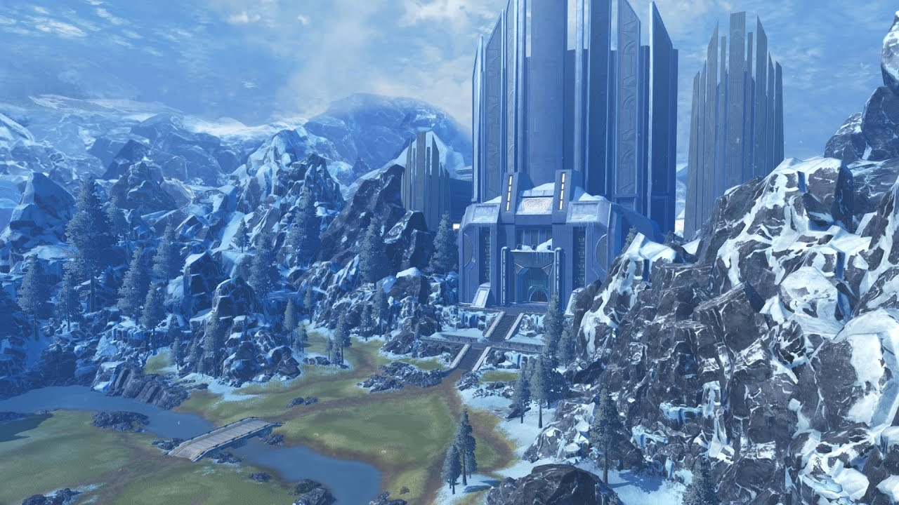 Star Wars The Old Republic Alderaan Noble Estate Stronghold