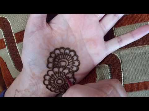 Instant and Easy Mehendi Design | Indu's Henna