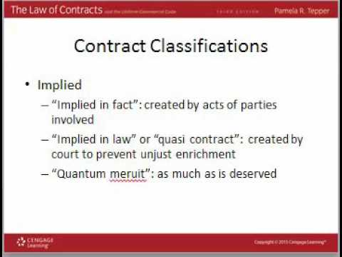 Commercial Law Chapter 2
