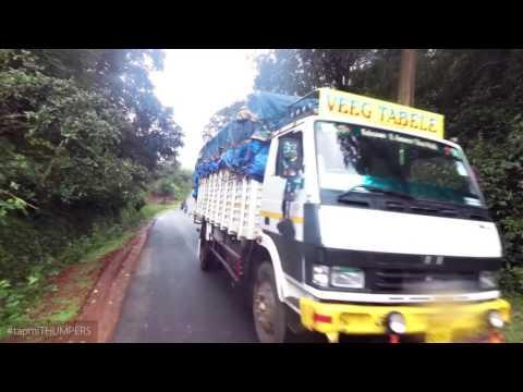 Roads - A Tribute To TAPMI Thumping | Garmin | SJCam