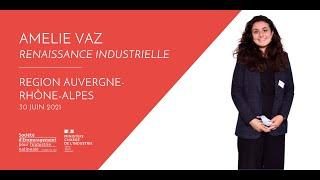 Amélie Vaz - Etude OPEO/INEC : Pivoter vers l'économie circulaire