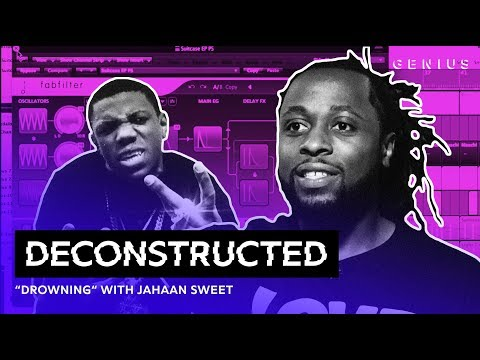 "The Making Of A Boogie Wit Da Hoodie's ""Drowning"" With Jahaan Sweet 