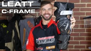 Leatt C-Frame Knee Brace Review | Rocky Mountain ATV/MC