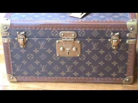 dc731eda56a7 Update .. Louis Vuitton Case With Mirror - YouTube